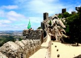 The Moorish Castle