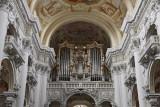 St.Florian,Bruckner-Organ,Austria