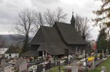 Wooden church,Tvrdošín1