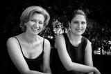 Viviane Spanoghe and Anait Karpova