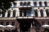 Along Pushkin Street in Odessa