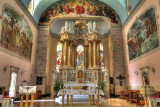 St Adalbert's Alter