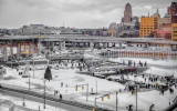 Ice at Canalside
