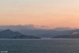 Les îles autour de Santorin