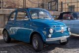 Fiat 500 à Civitavecchia