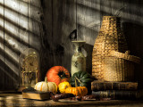 Nature Morte courges