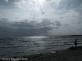 Moody at the Beach