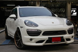 TechArt Cayenne + Hyperforged LC5 + Brembo
