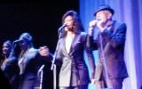 The Webb Sisters, Sharon Robinson and Leonard Cohen