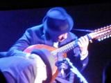 Leonard Cohen and Javier Mas
