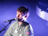 James Blunt, Wolverhampton 18 April