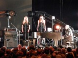 Three very talented singers