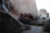 Devils Garden Trail Archese NP