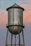 High-Hat water tower