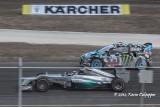 Lewis Hamilton and Ken Block