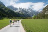 Croatia Slovenia Walking Tour 2016