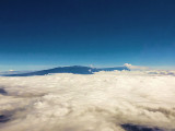 View From Boeing 757