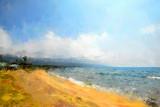 Big Island Seascape