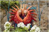 Carnaval de Venise au jardin de Saint-Adrien en 2015