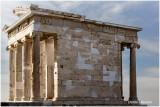 Acropole -le temple d'Athéna Niké