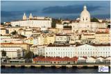 Arrivée en début de matinée à Lisbonne.