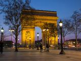 April in Paris, 2013