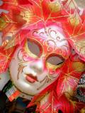 Souvenir Carnival Mask