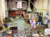 Glassmakers on the Island of Murano