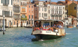 'Vaporetto' Water Bus