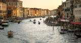 Late Afternoon at the Grand Canal