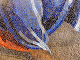 Mosaic Detail in the Basilica San Marco
