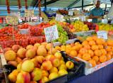 At the Fruit & Vegetable Market