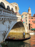 Late Afternoon at the Rialto Bridge