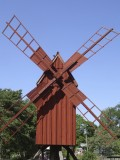 Working  windmill