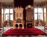 Rosenborg Castle, thrones