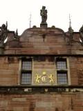 Rosenborg Castle, crest