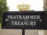 Rosenborg Castle, Treasury
