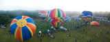 Plainville Hot Air Balloon Festival, Aug. 24, 2014