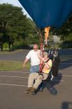 Balloon Festival in Plainville, CT on Aug. 28 2015