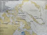 Northwest Passage route