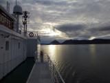 Arctic sunrise