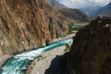 Ghizer River Valley, Pakistan