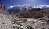 Ghez River Valley, Xinjiang, China