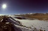 Mountain Vista, Karakoram Highway near Tashkurgan, Xinjiang, China