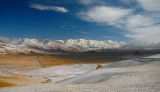 The Karakoram Highway near Tashkurgan, Xinjiang, China