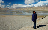 Tanya, Ghez River Valley, Karakoram Highway, Xinjiang, China