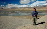 Richard, Ghez River Valley, Karakoram Highway, Xinjiang, China