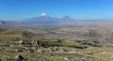 Mt Ararat, Maku, Iran