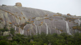 Waterfalls after thunderstorm, Matobo Hills, Zimbabwe