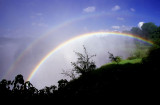 Victoria Falls and its ever present Rainbow
